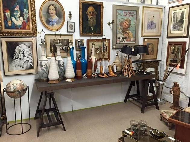 The best antique stores in San Francisco