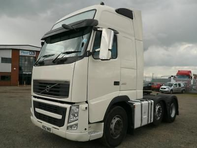 VOLVO FH GLOBETROTTER XL 6x2 TRACTOR UNIT 2012