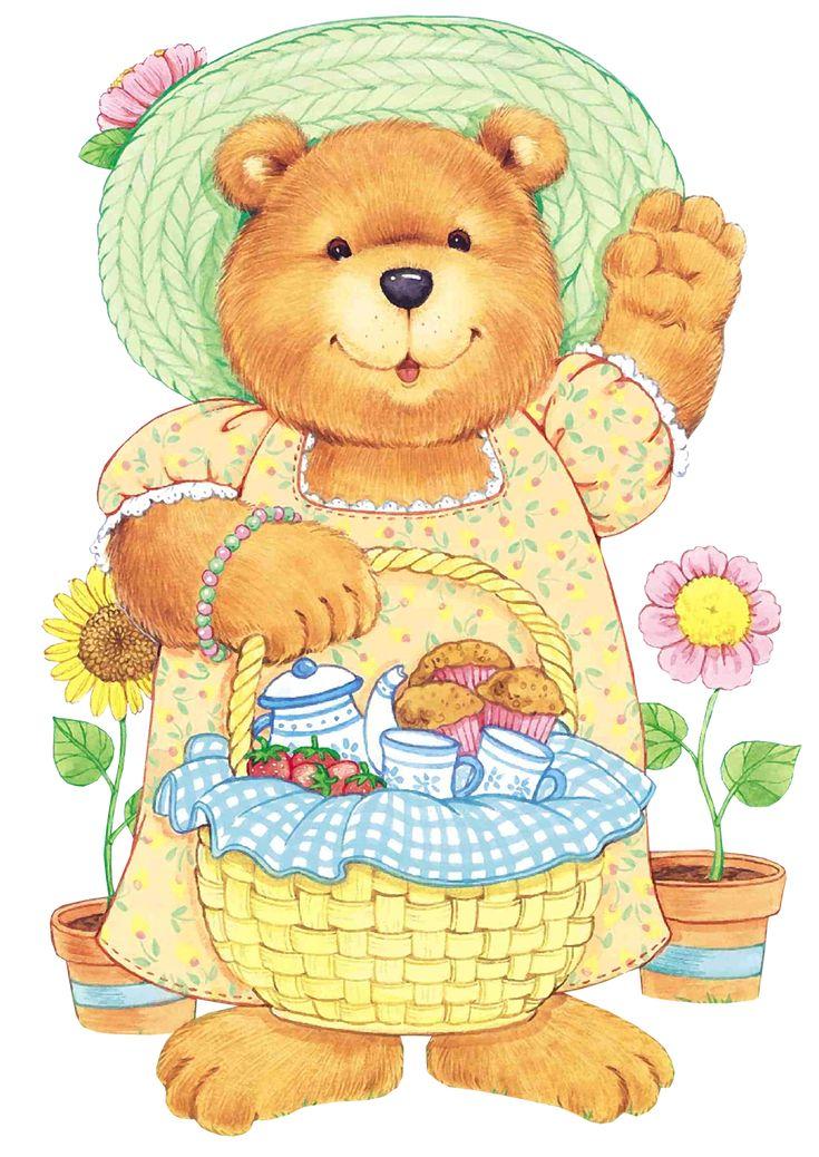 teddy bear clip art pinterest - photo #10