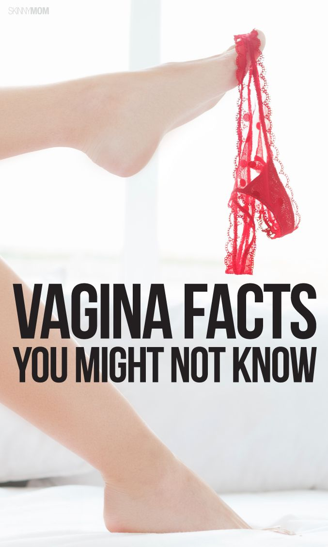 10 less-known facts about the vagina
