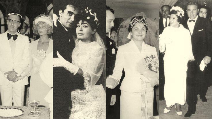 Γαμήλιες αναμνήσεις: νύφες, γαμπροί και ους ο Θεός συνέζευξεν