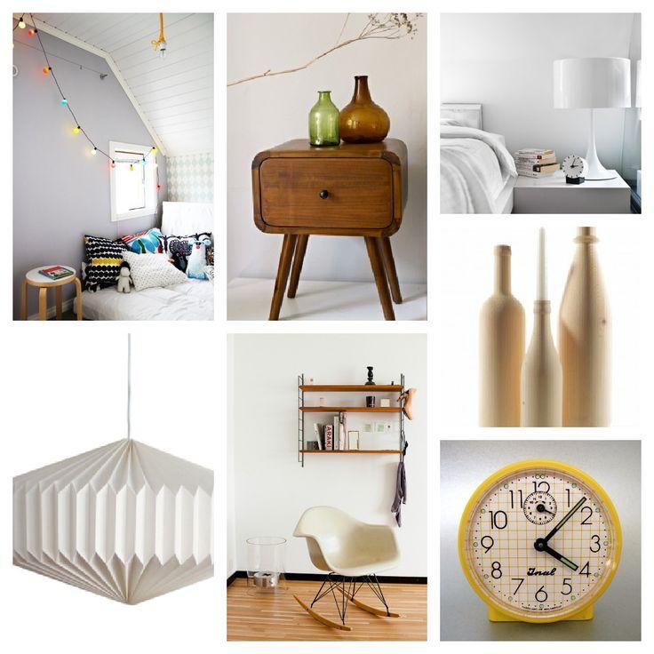 Retro Slaapkamer Ideeen.Inspiratie Slaapkamer Vintage Referenties Op Huis Ontwerp