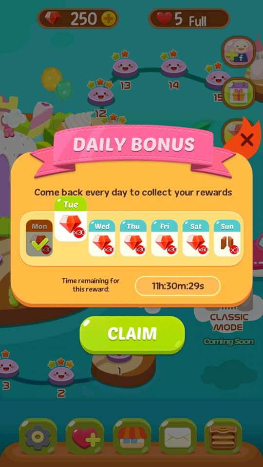 Hi Dozer Fever adventurers! Don't forget to play today! Claim your daily reward…