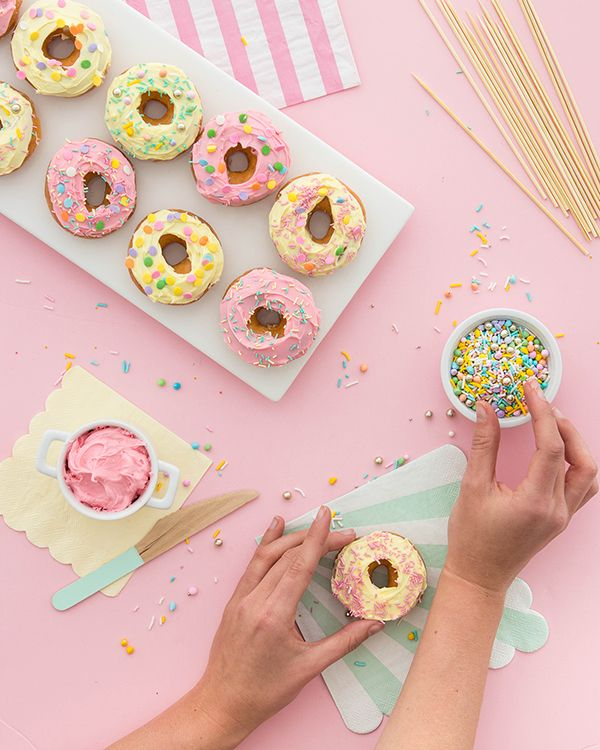 Donut Cake Topper | Oh Happy Day!