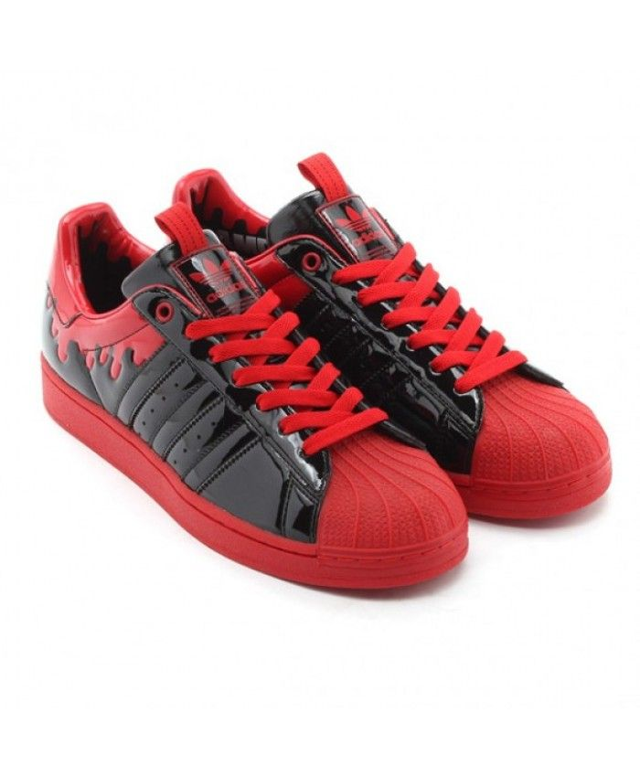 info for 60fd1 45c4c Buy Adidas Superstar Mens Red Sale T-1108