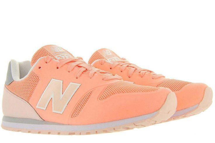 Kinderschoenen 549820 Kd373 - New Balance oranje | Maxime Schoenen