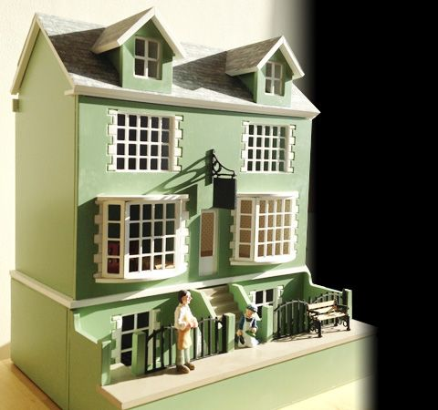 Buy Dolls House Kits At Minimum World
