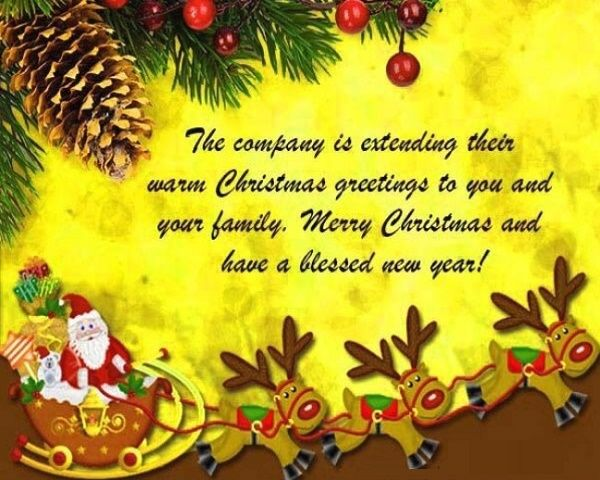 New Year 2019 Wishes For Employees Merry Christmas Wishes Happy Merry Christmas Merry Christmas 2017