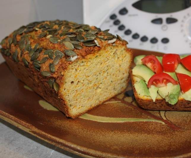 Recipe Pumpkin, Zucchini & Almond Loaf (gluten, dairy & sugar free) by ClaireT - Recipe of category Baking - savoury