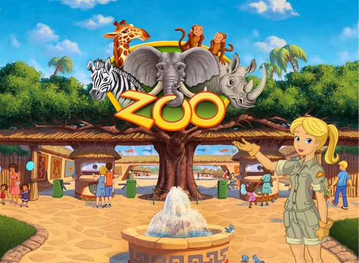 i visit to zoo