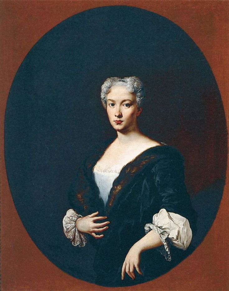 CERUTI, Giacomo Portrait of a Woman c. 1750