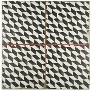 Merola Tile Kings Espiga - Ceramic Floor and Wall Tile