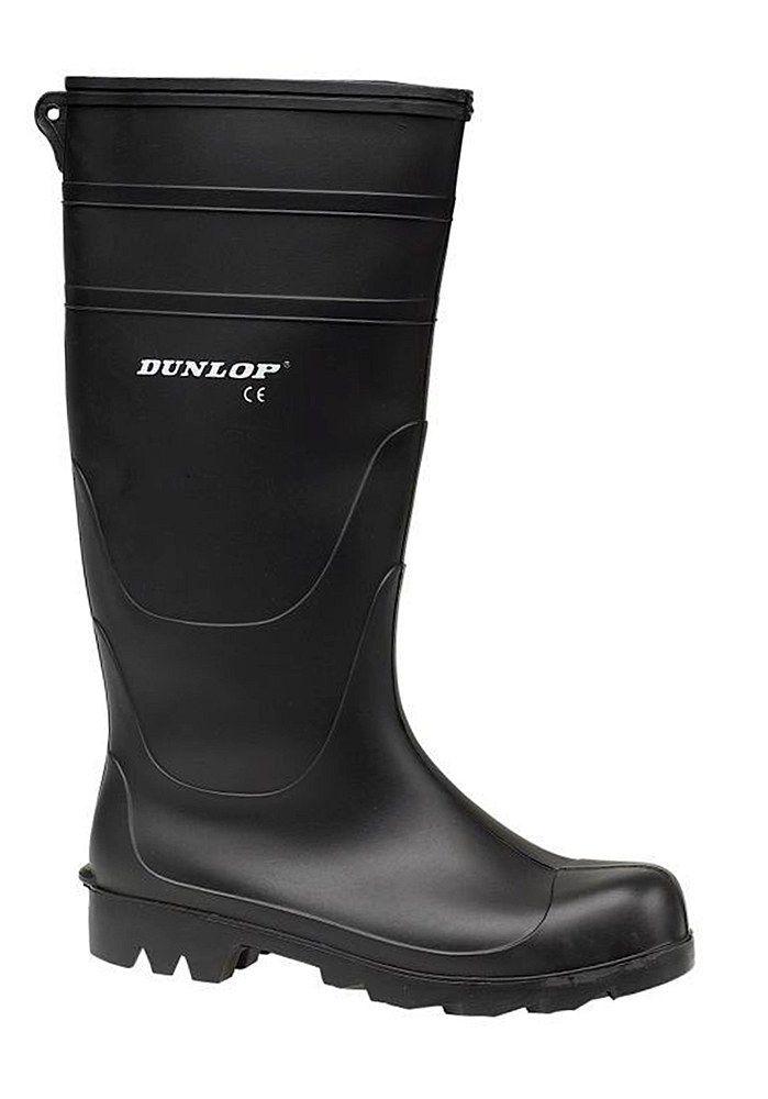 Dunlop Universal Mens PVC Wellington - Robin Elt Shoes  http://www.robineltshoes.co.uk/store/search.asp?keyword=wellington #Festival #Wellies #FestivalWellies #Wellington #WellingtonBoot #UK
