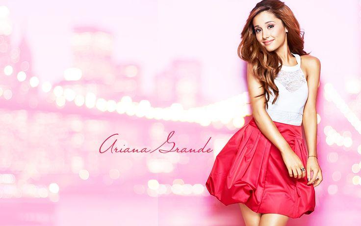 Ariana Grande Ultra Wallpapers - http://wallucky.com/ariana-grande-ultra-wallpapers/