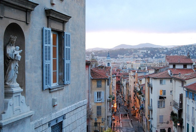 Nice, Southern France... Such an amazing place! Must go back someday...