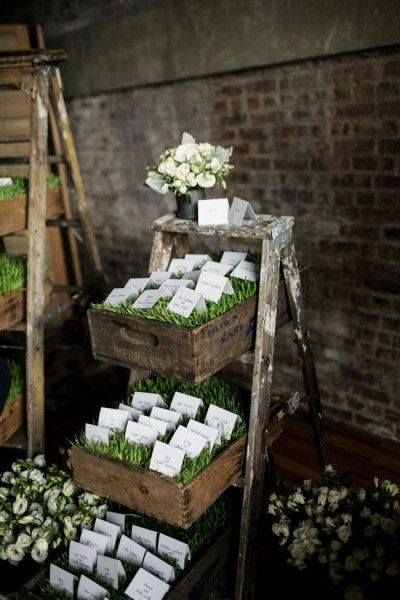 Boho Chic Brooklyn Liberty Warehouse Wedding In Purple & Gray | Photograph by Brookelyn Photography http://www.storyboardwedding.com/chic-red-hook-brooklyn-liberty-warehouse-wedding/