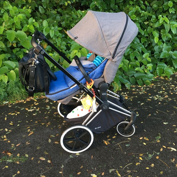 Mein Cybex Priam mit Bugaboo Blend Fußsack, Rezension im Blog