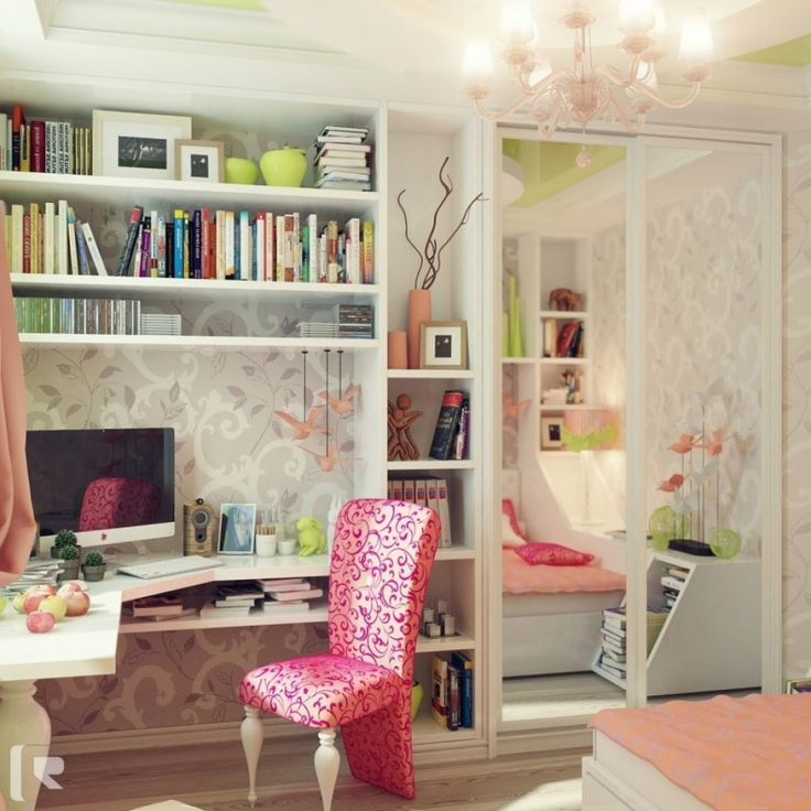 Loft Bed With Desk And Stairs For Teenagers Sloped Ceiling Kids Southwestern Expansive Gates Design Build Firms Systems