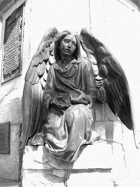 Angeles - Cementerio General, Santiago de Chile | Flickr: Intercambio de fotos