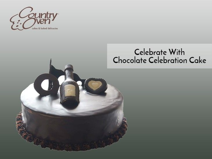 Celebrate your special ‪‎occasions‬ with the delicious chocolate cakes‬. Order online @ countryoven.com. #chocolatecake #cakes #occasions