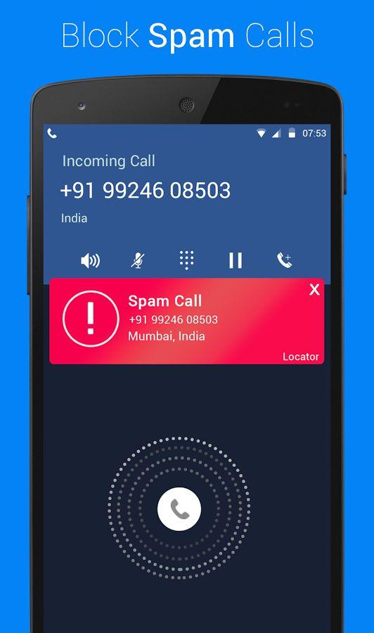 Calls Blacklist - Call Blocker- screenshot