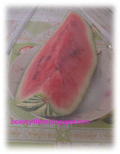 Красота - добрая сила: Арбуз для похудения: разгрузочный день на красной ягоде