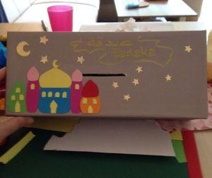 Créer une sadaqa box !