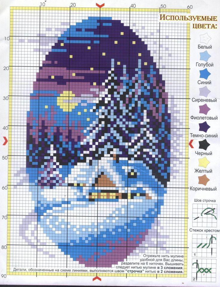 вышивка крестом рождество схемы бесплатно: 21 тыс изображений найдено в Яндекс.Картинках