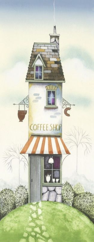 Gary Walton / Coffee Art / Coffee Shop Stuff