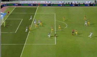 Το γκολ οφσαϊντ του Ενρικε με το οποιο ο παοκ έκανε το 2-1 στον τελικο κυπελλου με την ΑΕΚ