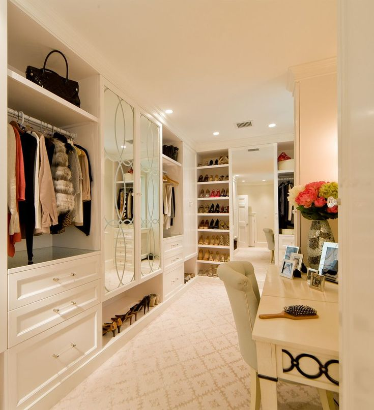 Allen Roth Closet For Traditional And Dressing Area
