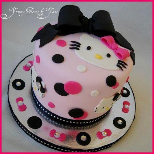 Torta Hello Kitty n.42