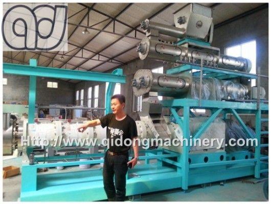 SPH120 Fish feed making machine
