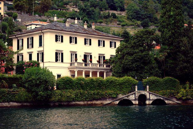 Las casas de famosos en Europa