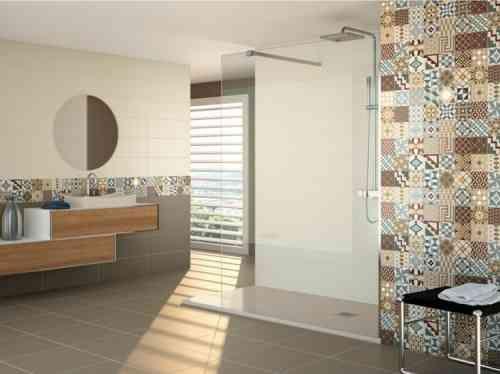 salle de bain avec carrelage ceramique par ape ceramica - Ceramic Carrelage