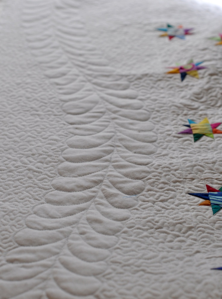 46 best Stippling quilts images on Pinterest   Free motion ... : stippling quilt - Adamdwight.com