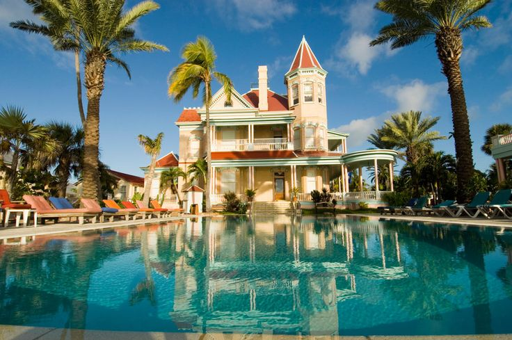 South's Best Wedding Venues: The Southernmost House (Key West, Florida)