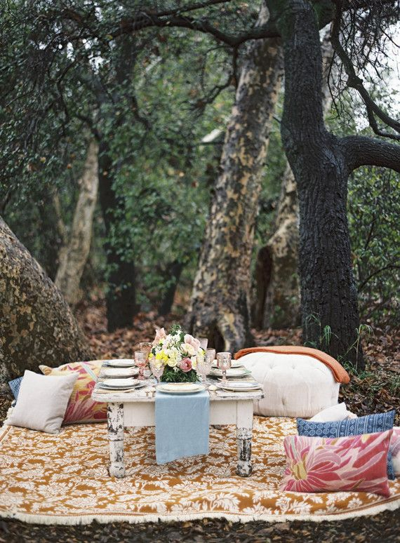 Boho bridal shower | Real Weddings and Parties | 100 Layer Cake