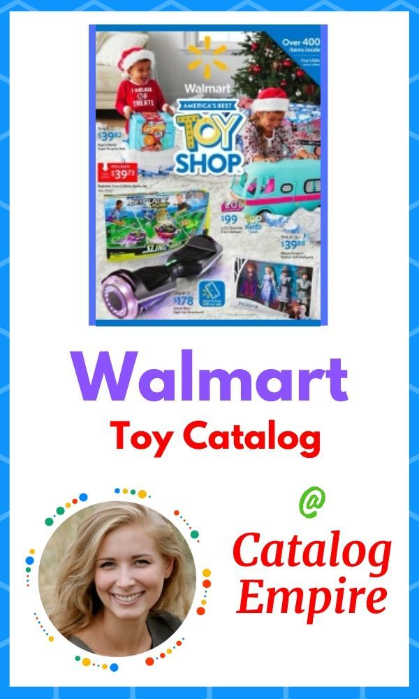 Kids Christmas Toys 2020 Catalog Free Kids Toy Catalog in 2020 | Toy catalogs, Walmart gift cards