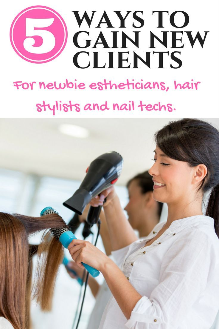 If you are new to the spa & salon industry you might want to check this blog post out! #salon #spa