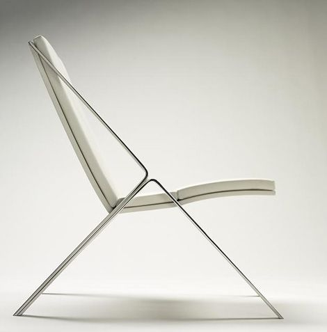 Elle Chair. Clean - simple - minimal - elegant.  Love this style plus it looks comfy.