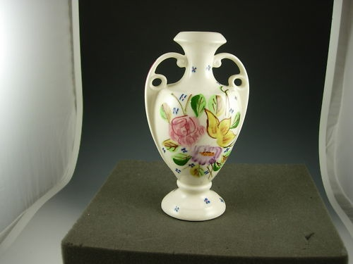Blue Ridge Gorgeous Gilbertine Pattern Handled Vase & 193 best Blue Ridge/Southern Potteries images on Pinterest   Blue ...