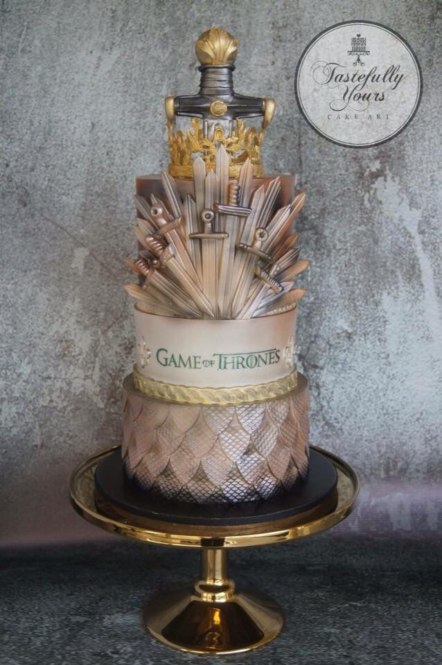 die besten 25 game of thrones kuchen ideen auf pinterest game of thrones geburtstag game of. Black Bedroom Furniture Sets. Home Design Ideas