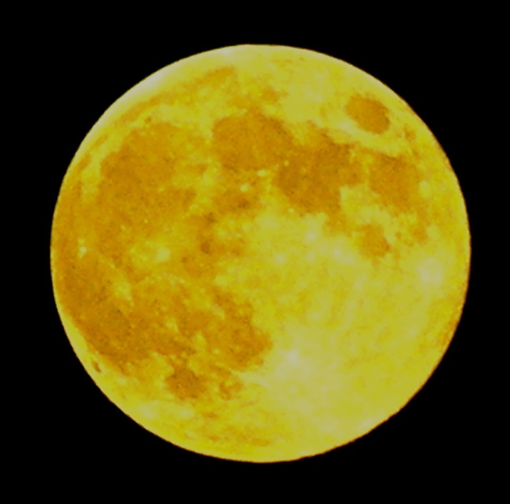 Full moon on 030712
