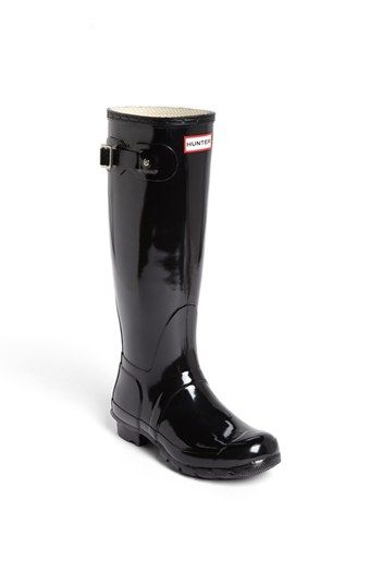 Size SIX if you please....Hunter 'Original Tall' Gloss Rain Boot (Women) available at #Nordstrom