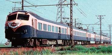 近畿日本鉄道 2階建てビスタカー 10000系