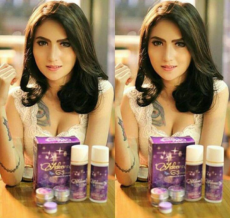 Model Cream Pemutih Wajah Adeeva Skincare