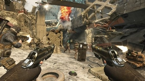 Call of Duty Black Ops II 2 + NUKETOWN 2025 BONUS MAP DLC [USA English Edition] Xbox 360 GAME Your #1 Source for Video Games, Consoles & Accessories! Multicitygames.com