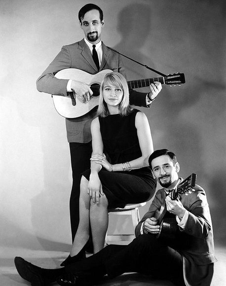 Peter Paul and Mary - what wonderful memories!