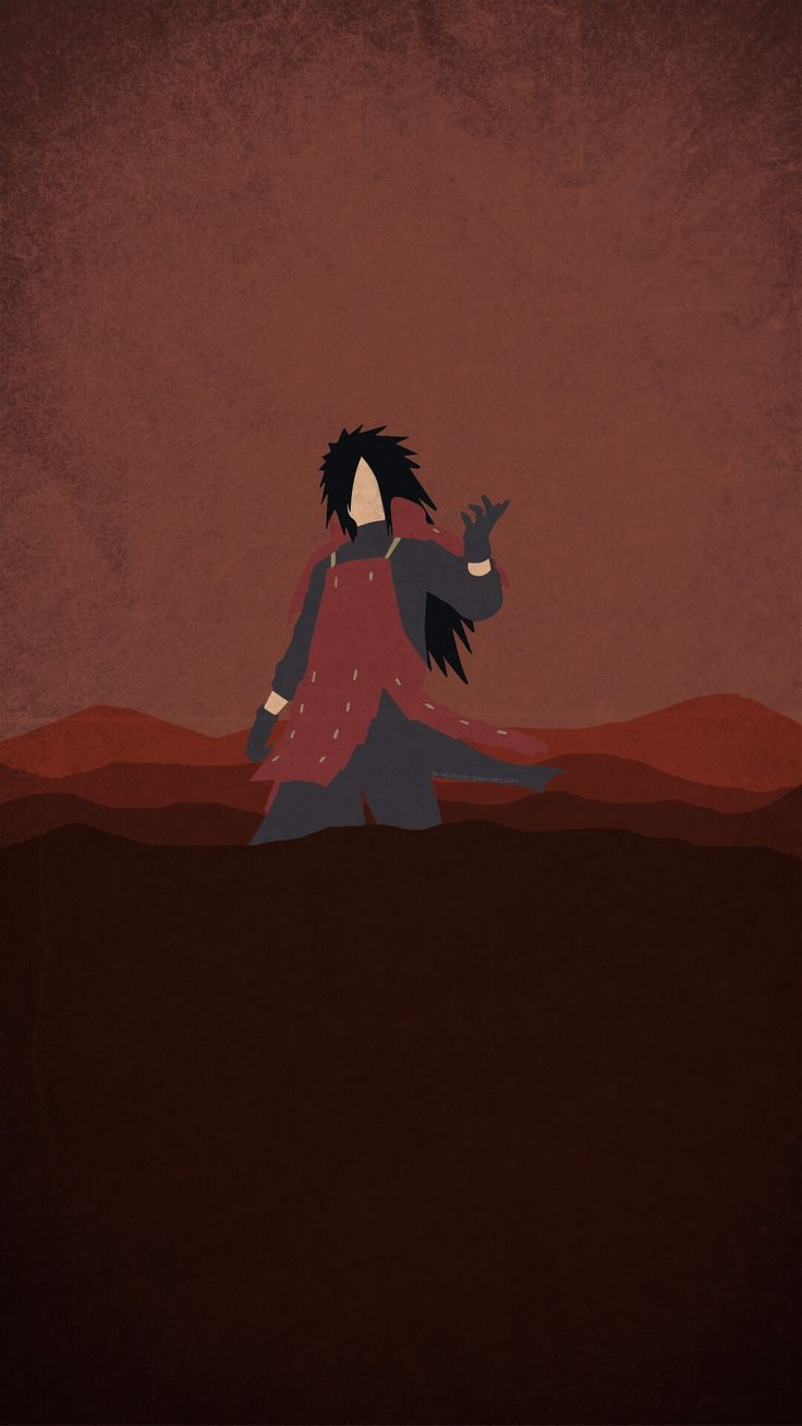 #Naruto Minimalist Mobile Wallpaper                                                                                                                                                     More